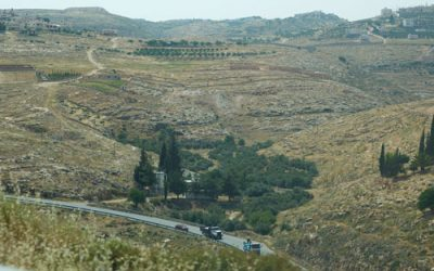 Will Israel finally build a fence around Mt. Hermon